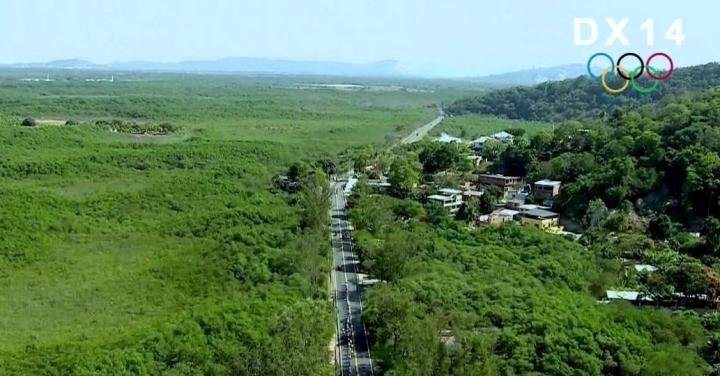 Grumari jungle
