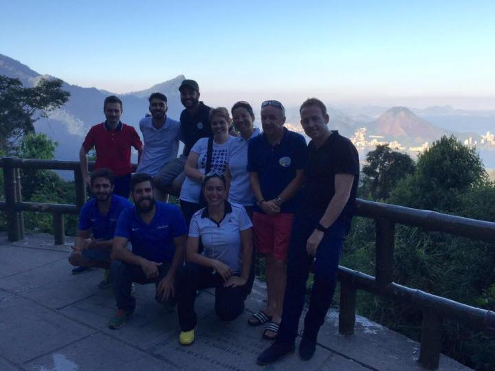 Rio 2016 team